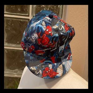 💙NWOT💙Spider-Man  adjustable baseball cap